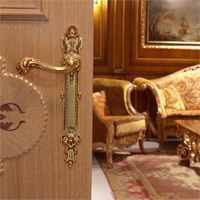 Коллекция дверных ручек SALICE PAOLO