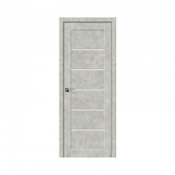 Дверь межкомнатная El'Porta Эко Classico Legno 22 (Grey Art / Magic Fog)
