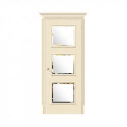 Дверь межкомнатная El'Porta Эко Classico 17.3 (Ivory / Magic Fog)
