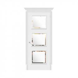 Дверь межкомнатная El'Porta Эко Classico 17.3 (Virgin / Magic Fog)