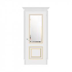 Дверь межкомнатная El'Porta Эко Classico 33G-27 (Virgin / Magic Fog)