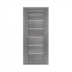 Дверь межкомнатная El'Porta Эко Порта 22 (Grey Veralinga / Magic Fog)