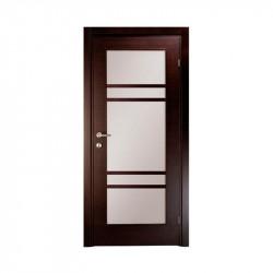 Дверь межкомнатная Mario Rioli Linea 405L (Венге)