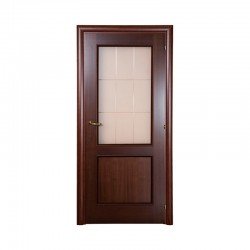 Дверь межкомнатная Mario Rioli Primo Amore 211 (Орех-махагон)