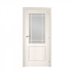 Дверь межкомнатная Mario Rioli Saluto 219L CPL (Белый палисандр)
