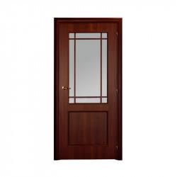 Дверь межкомнатная Mario Rioli Saluto 219L CPL (Орех)
