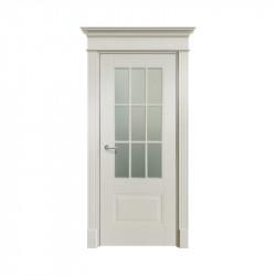 Дверь межкомнатная Ofram Оксфорд-2 ПО (Эмаль серая)