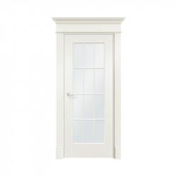 Дверь межкомнатная Ofram Оксфорд ПО (Эмаль белая)