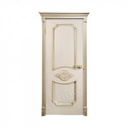 Дверь межкомнатная Оникс Империя (Эмаль белая)