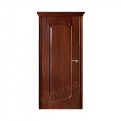 Дверь межкомнатная Оникс Венеция 2 (Красное дерево) глухая