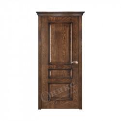 Дверь межкомнатная Оникс Версаль (Дуб коньячный)