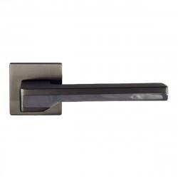 Ручка на розетке для межкомнатных дверей ORO&ORO 066-15E – TITAN/CP