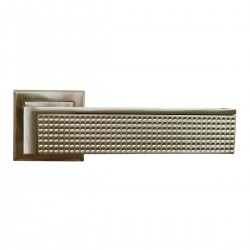 Ручка на розетке для межкомнатных дверей FKF 036327С – ВС